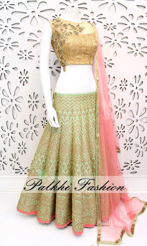539133d397 Designer Lehenga Buy Online| Palkhi Fashion Houston | first ...