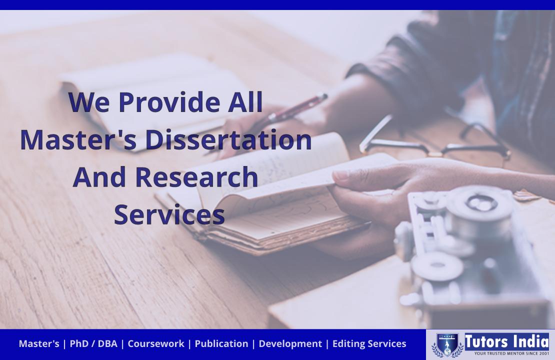 Dissertation writing services mumbai thane maharashtra