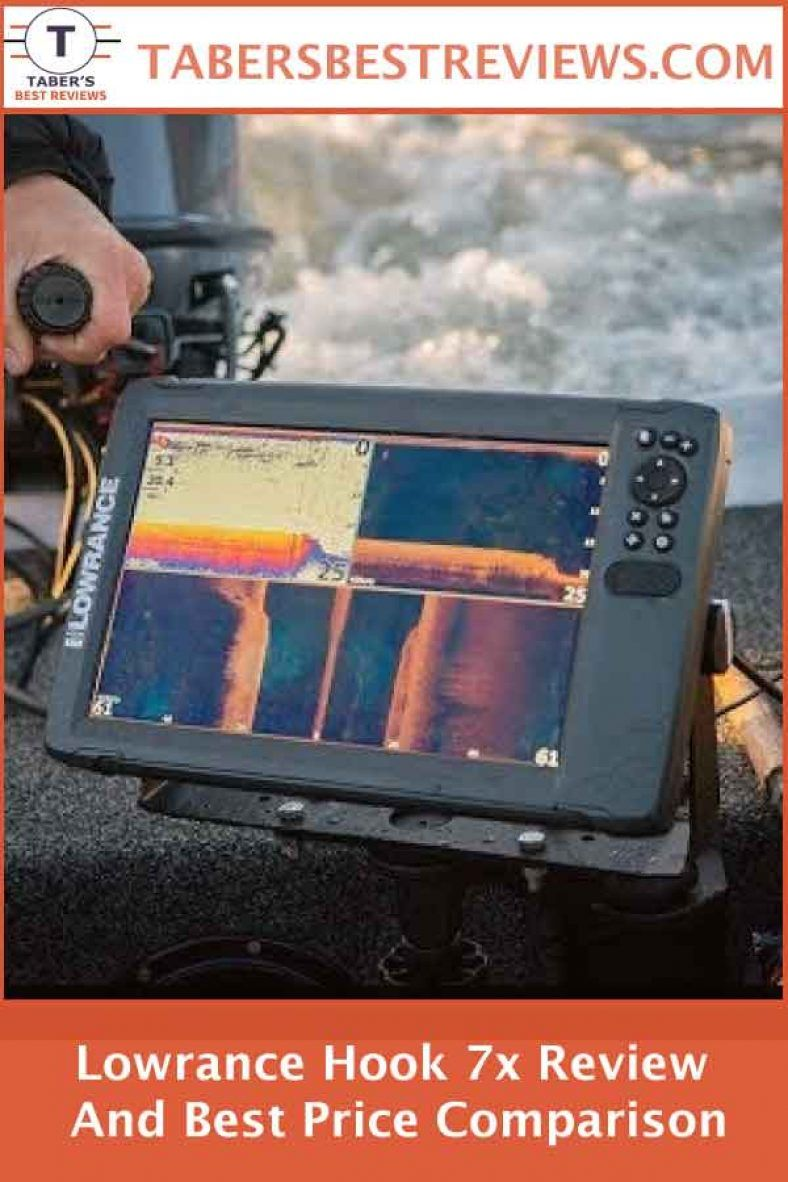 Lowrance Hook 7x Review And Best Price Comparison Fish