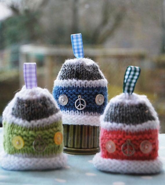 Knitting Pattern Knit A Bay Campervan Egg Cosy Vw By Snuginadub