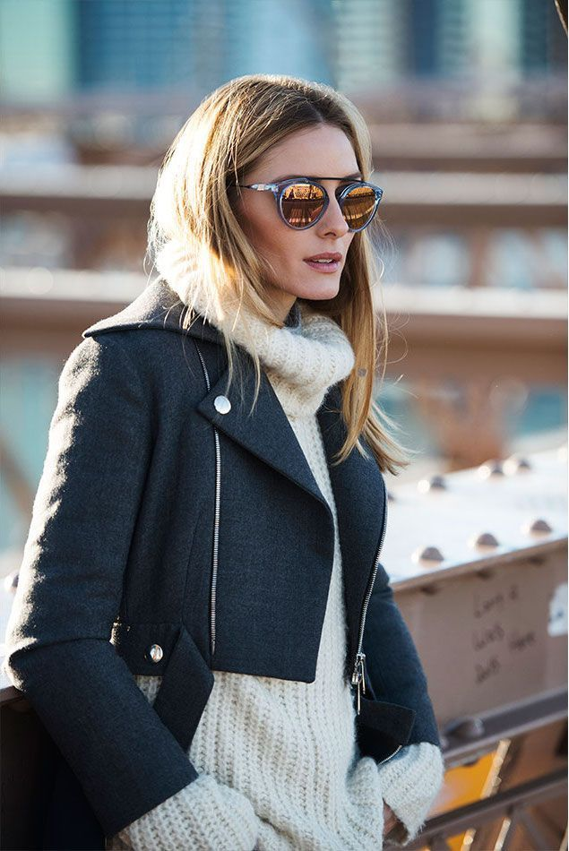 Olivia Palermo X Westward Leaning Rose Gold Collection