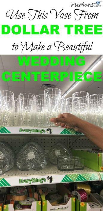 Peach Blossom Tall Wedding Centerpiece in 7 einfachen Schritten   – Wedding decorations