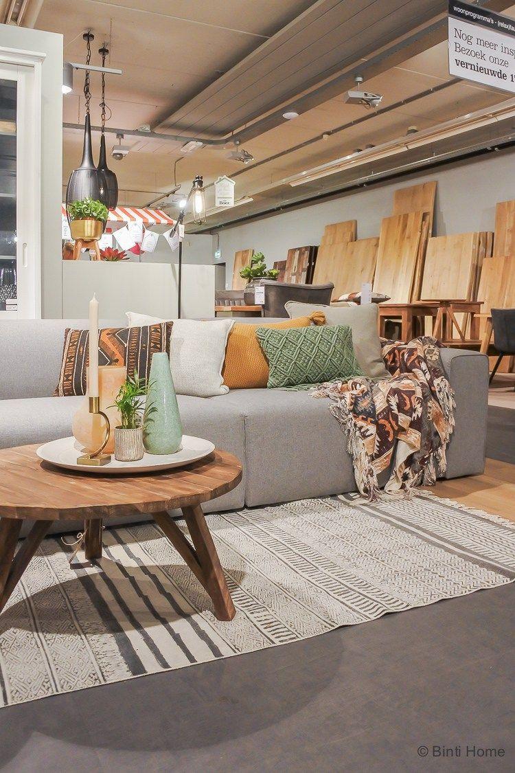 Shoptips woonkamer inrichting styling bij Boer Staphorst ladiesnight ...