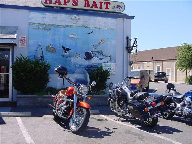 Hap's Bait shop