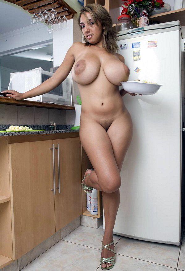 Latina big busty nude women