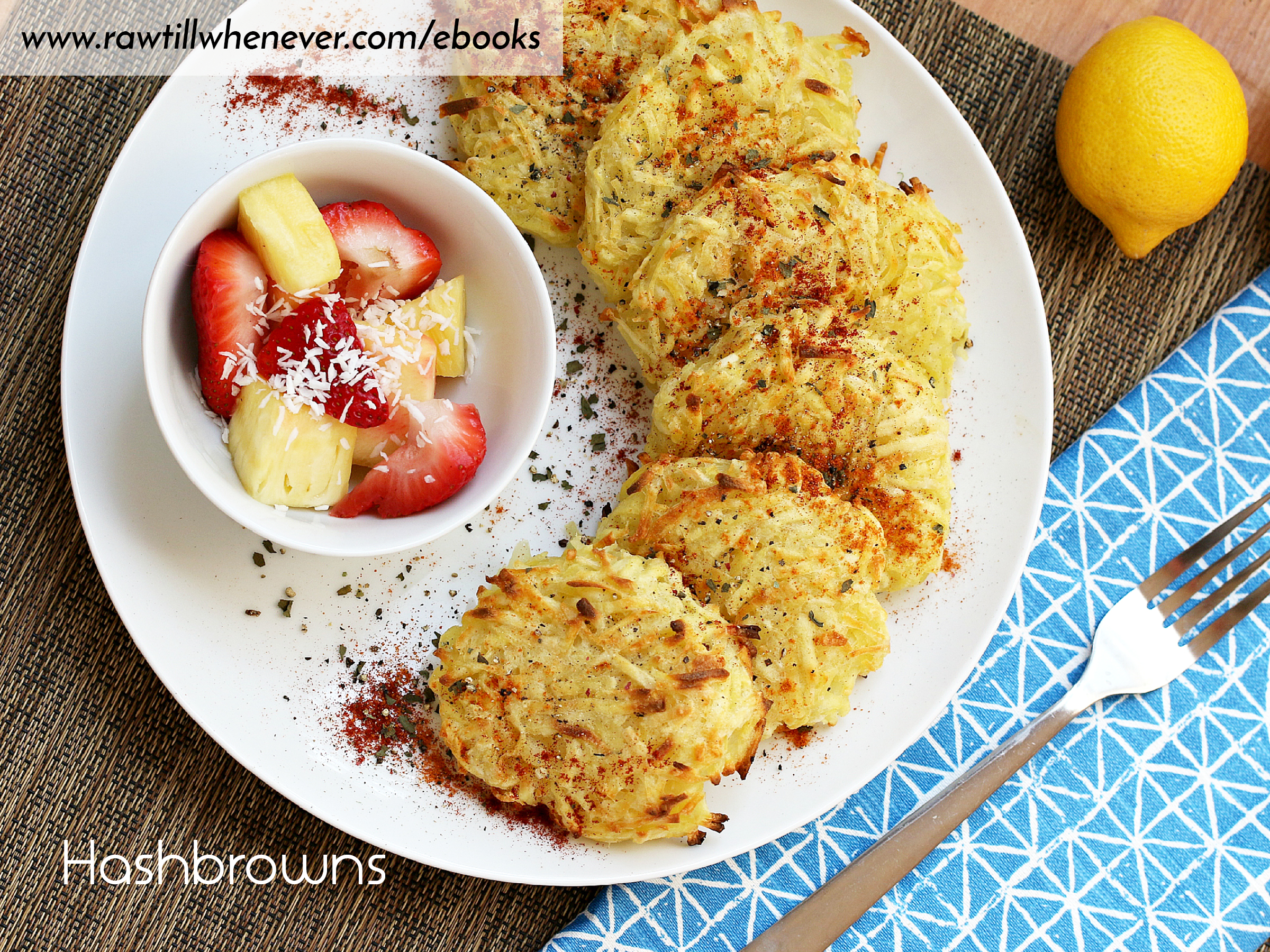 Hashbrown recipe featured from my best selling vegan recipe book hashbrown recipe featured from my best selling vegan recipe book fullycooked potato diethealthy forumfinder Choice Image