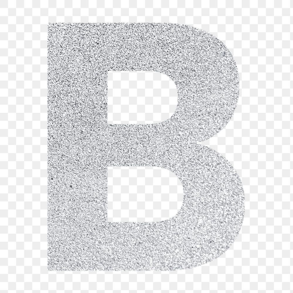 Glitter Capital Letter B Sticker Transparent Png Free Image By Rawpixel Com Ningzk V Letter B Transparent Stickers Letter Stickers