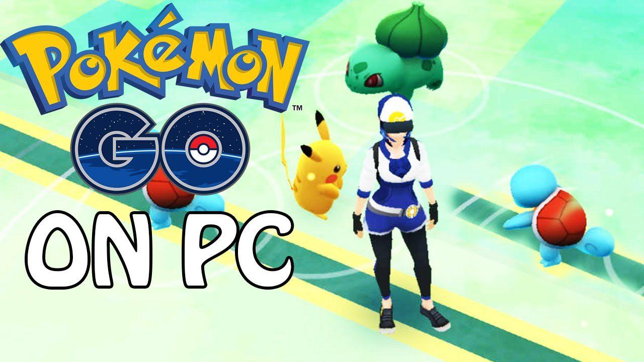 Pokemon GO On PC Hack [3 Mins TUTORIAL] Fake GPS, Bluestacks
