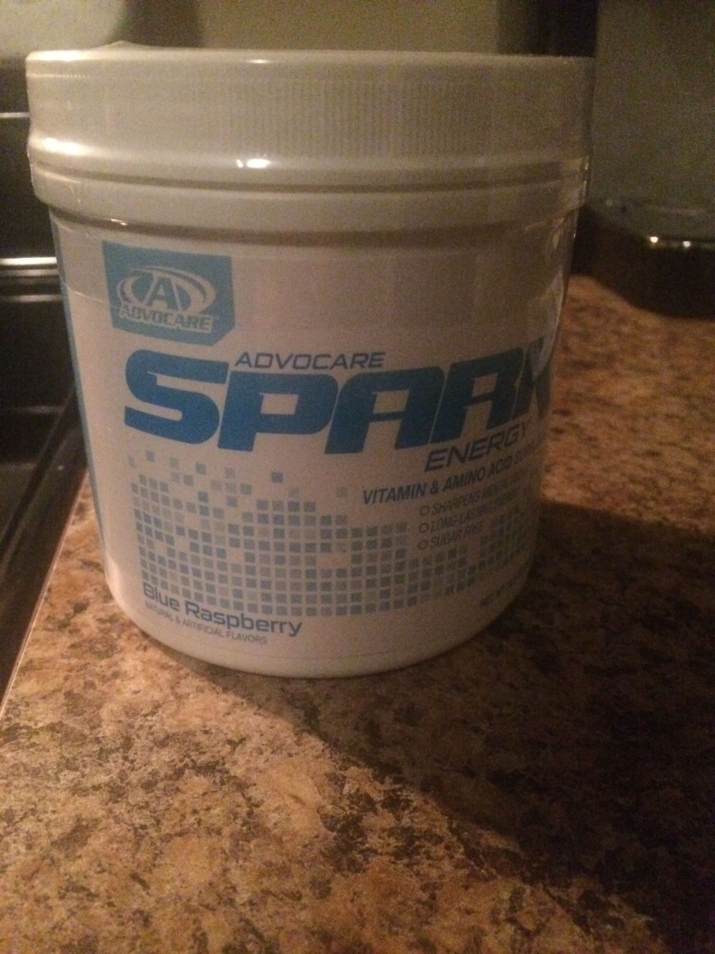 Finally reunited my one of my new favorite advocare spark