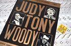 Vintage ProgramTicket Stub 1968 Judy Garland Tony Bennett Woody Allen Balto MD