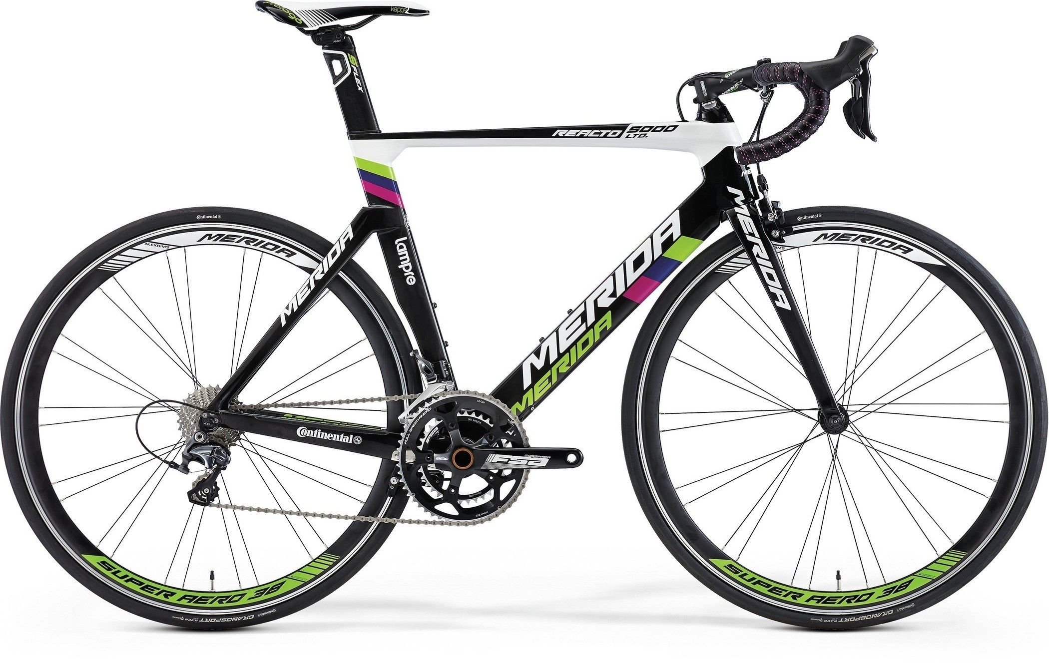 Reacto 5000 Ltd Road Fitness Merida Bikes International