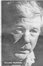Gerald Matticks