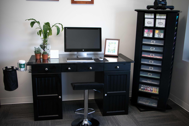 Ez View Desk 20