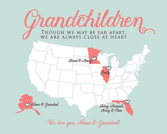 Grandma grandpa christmas gift ideas
