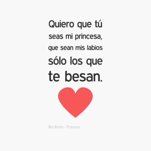 Princesa Te Amo Mi Princesa Frases De Te Amo Poema Cortos De Amor