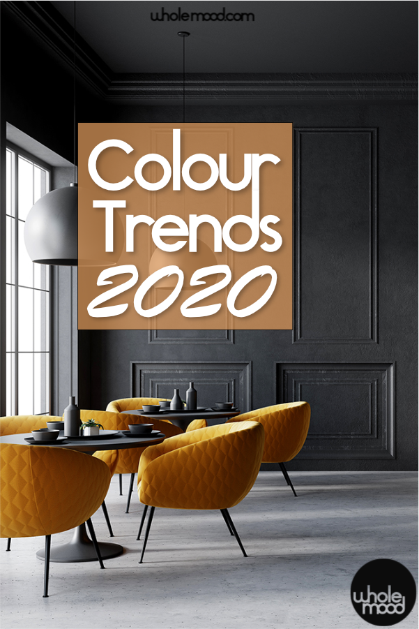 Photo of Trend Alert! Colour Trends for 2020