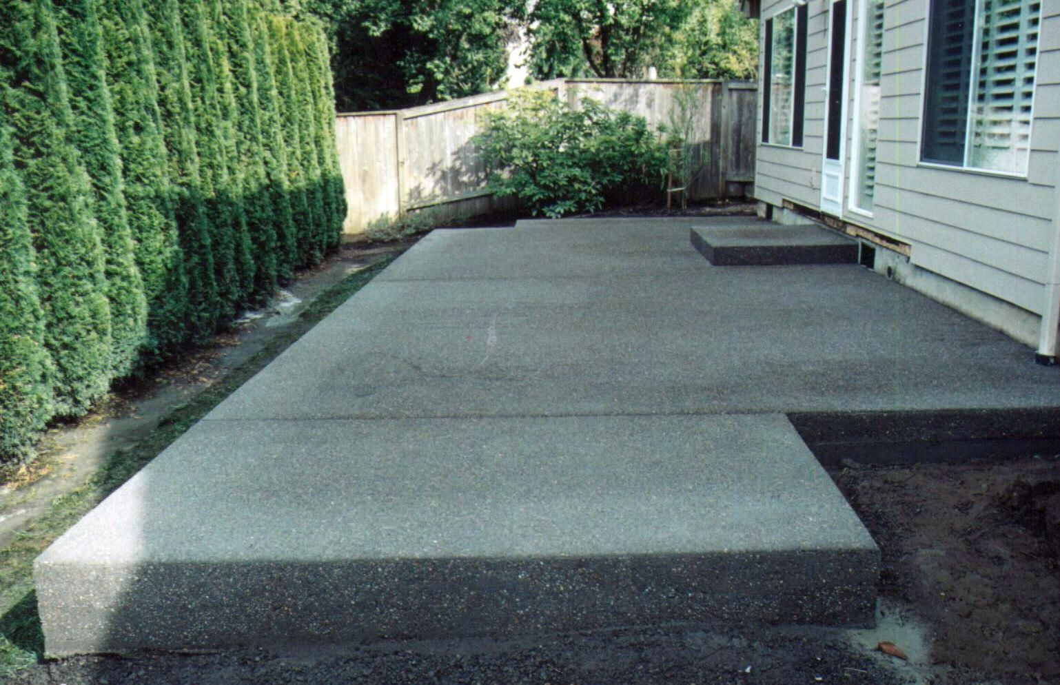 image detail for patios designs patio slabs cement patio concrete patio designs - Cement Patio Designs