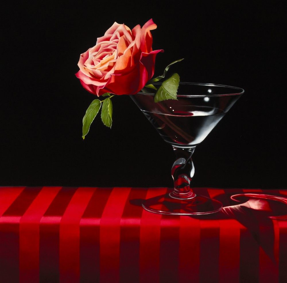 "Jane Jones-""Crimson Evening"""