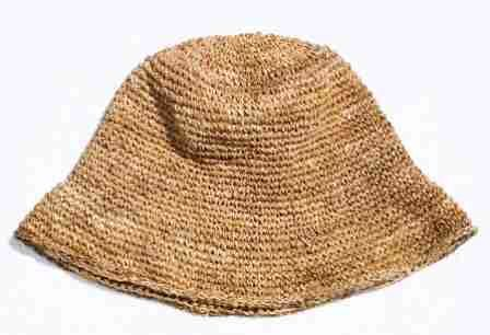 dc66b3c7 100% Natural Hemp Hat This 100% natural hemp bucket style hat features a  stash pocket in the hat. One size fits most. Please do not try and smoke  this hat.