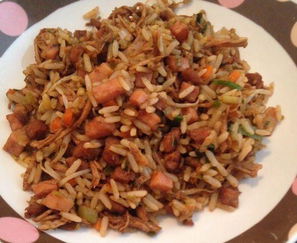 Recetas360 Com Que Cocinar Hoy De Comer Recetas Posibles De Hacer Arroz Chino Receta Arroz Chino Como Hacer Arroz Chino
