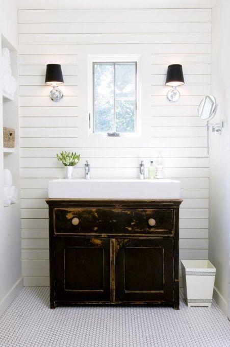 Modern Farmhouse Simple Bathroom Bathroom Sink Cabinets Bathroom Inspiration