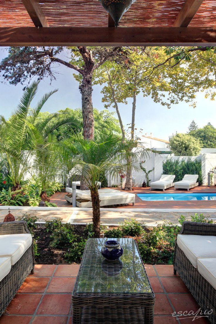 Hotel puente romano beach resort spa marbella for Design hotels andalusien