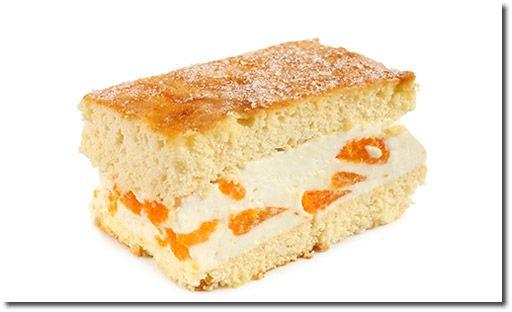 Mandarinen Quarkkuchen