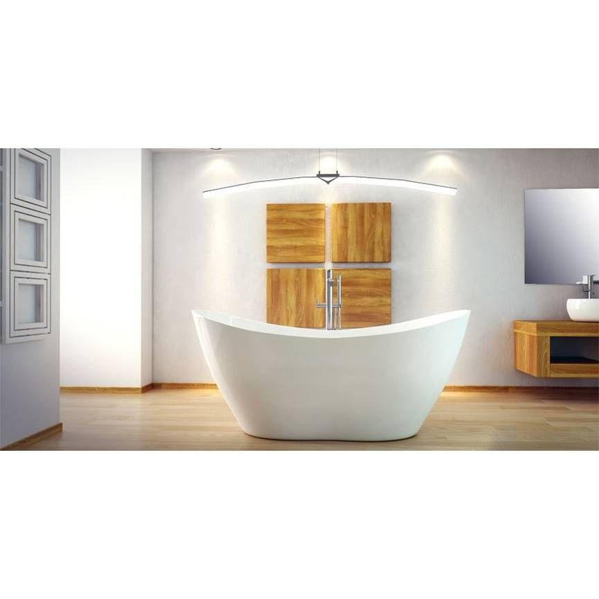 Baignoire Ilot Felicita Baignoire Design Mobilier Salle De Bain