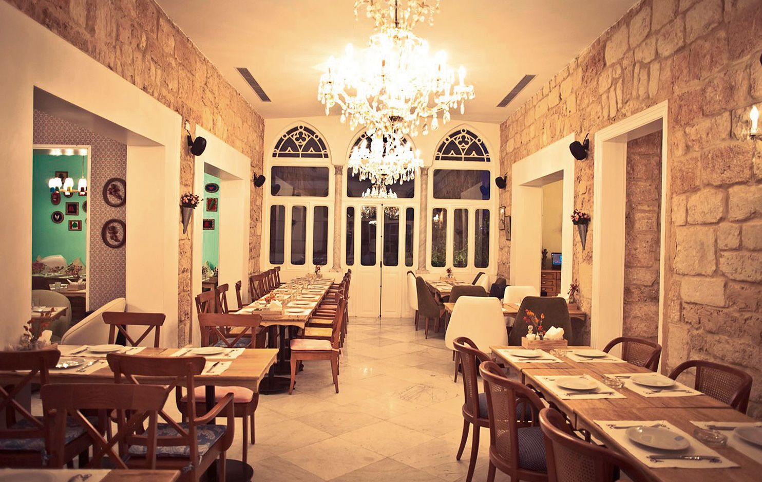 Enab restaurant serves up classic Lebanese dishes in one of Beirut\'s ...