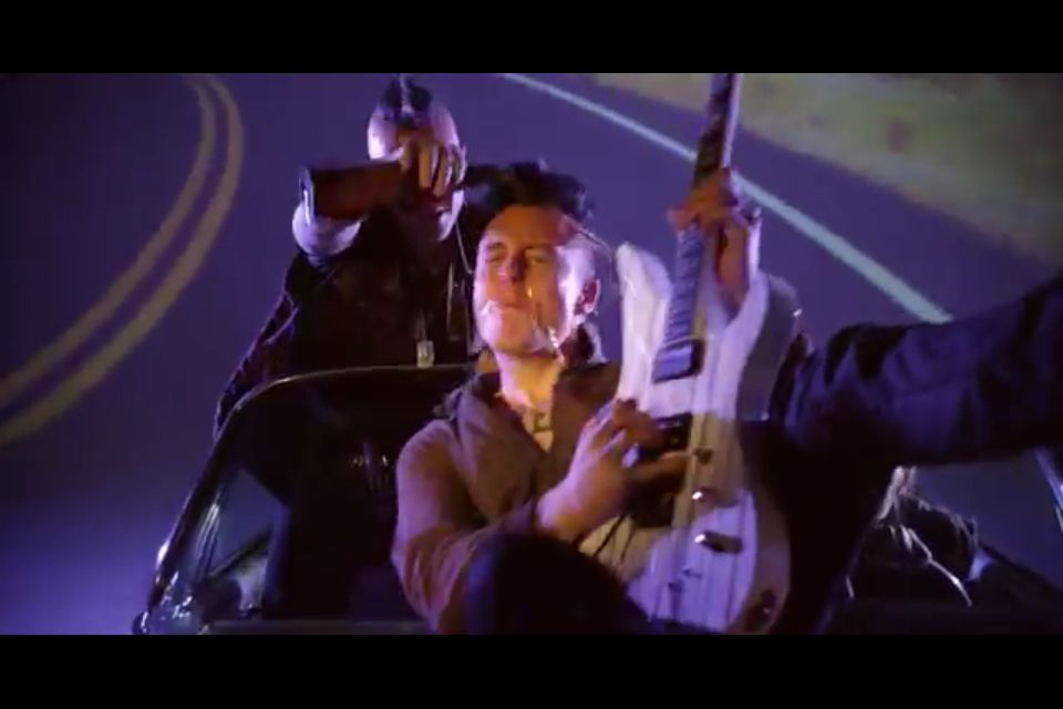 Shepherd Of Fire Avenged Sevenfold Synyster Gates Tv Band