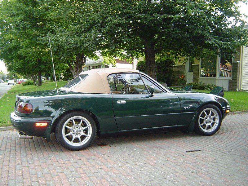 brg british racing green 1991 na brg se miata mx 5 mazda miata rh pinterest com