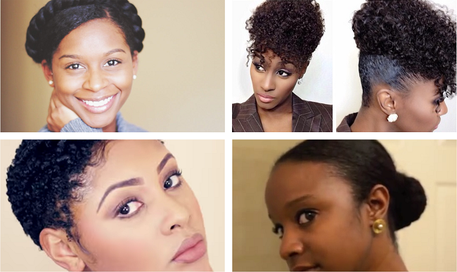 Do I Need To Style My Hair Conservatively For Church Natural Hair Styles Hair Hacks Short Natural Hair Styles