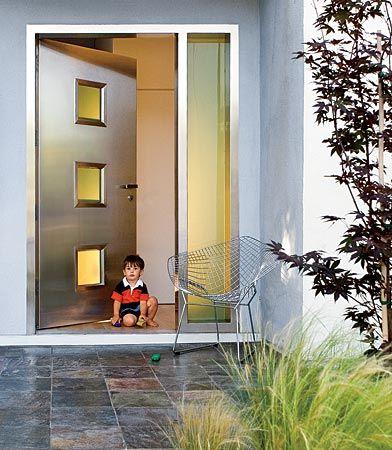 Curb-Appeal-modern-door.