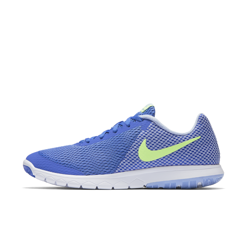 new concept f32ff d4467 Nike Flex Experience RN 6 Women s Running Shoe Size 11.5 (Blue)