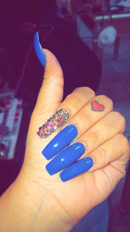 Pin by 💦AyeYoKe💦 on Nails | Pinterest | Nail nail, Manicure and ...