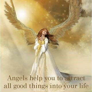 Angels help you attract all good things in your life ^i^