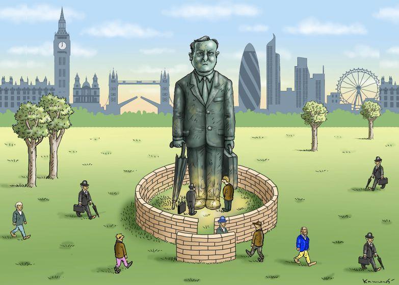 Marian Kamensky (2016-06-25) BIGEST LOSER OF THE UK-HISTORY.  Brexit