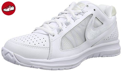 reputable site ceec7 f33a2 Nike Air Vapor Ace Damen Tennisschuhe, Weiß (WhitePr Pltnm-Lght Bn