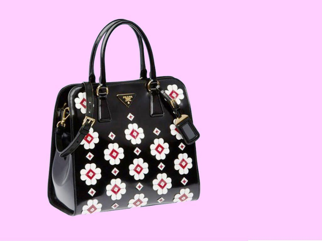 2013 Prada Bag Collection