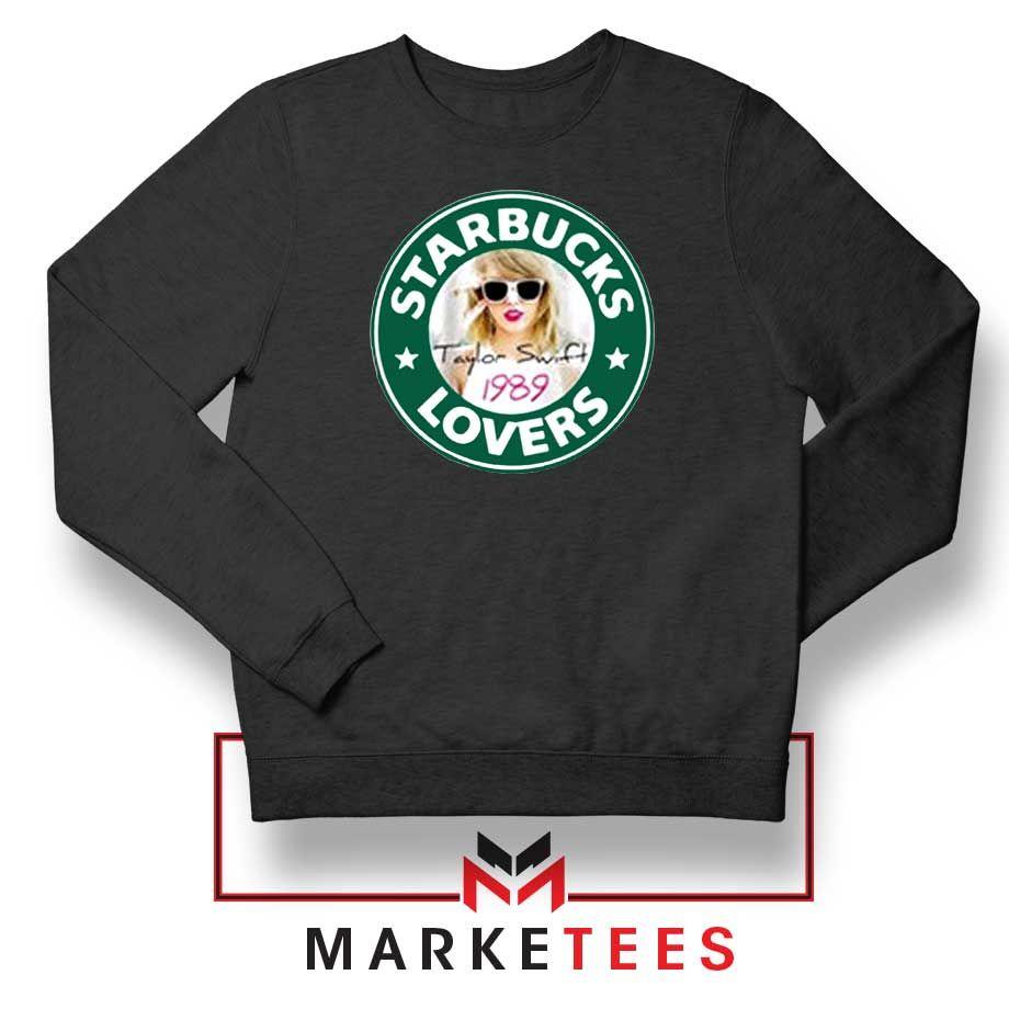 Starbuck Taylor Swift Parody Sweatshirt Music S 2xl Usa Apparel Sweatshirts Long Sleeve Tshirt Men Usa Outfit [ 920 x 920 Pixel ]