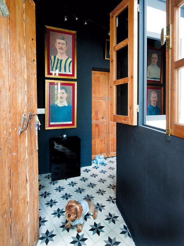 the home of interior designer Gaspar Sobrino