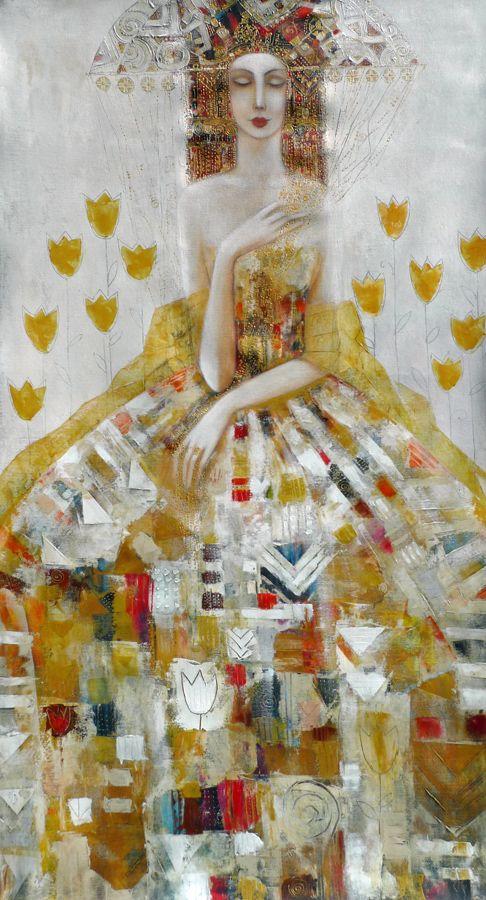Ludmila Curilova | Kishniev, Moldova | Tutt'Art@ | Pittura * Scultura * Poesia * Musica |