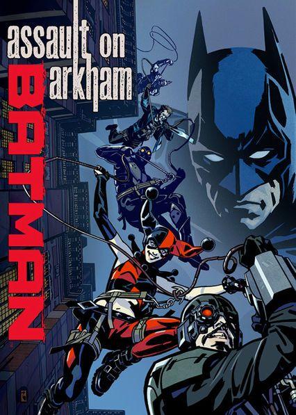Batman: Assault on Arkham -