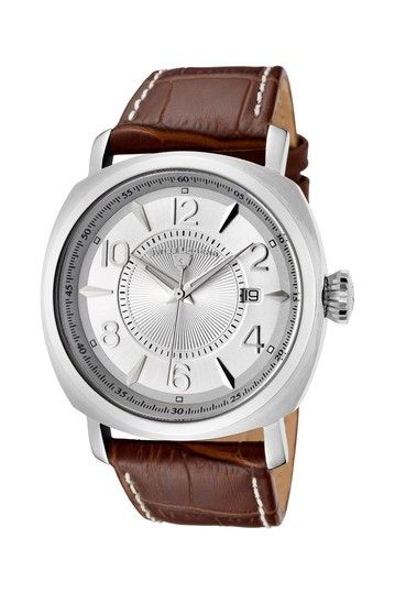 Swiss Legend Men's Executive Casual Watch by Time's Up: Spring Watch Blowout on @HauteLook
