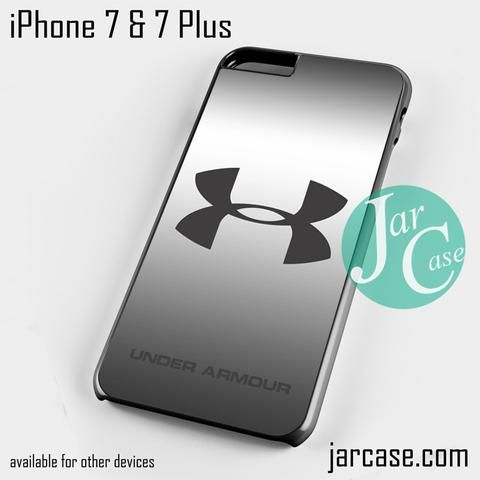 under armour 7 plus case. under armour metal phone case for iphone 7 and plus m