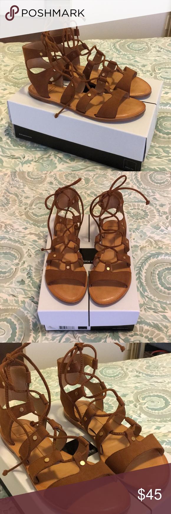 40c16ff0178 Dolce Vita Flat Gladiator Sandal