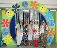 1960s Beach Party Theme 60s Party With Images Hippie Birthday