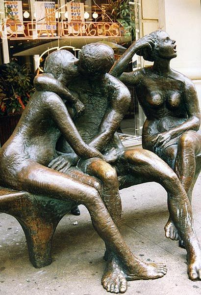 threesome in new york