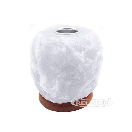 Himalayan Salt Lamp Electric Aroma Diffuser with Stainless Cup ...