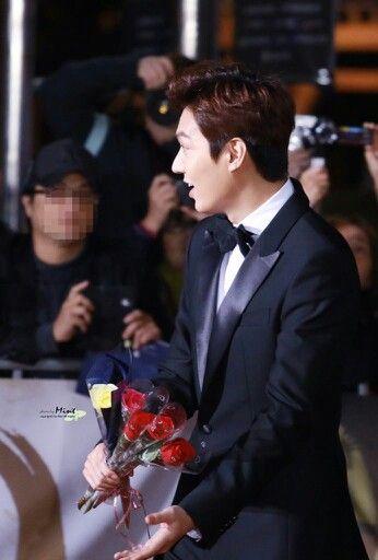 Lee Min Ho/52nd Daejong film awards 20151120